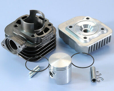 Polini 72cc Big Bore Kit for Kymco People 50, Cobra, Super 8 2 Stroke 125.0008