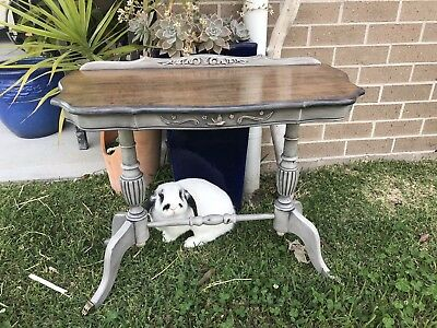 French Style Petite Console/Hall Table. Vintage?