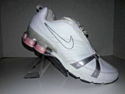 99ddfe9da87 RARE 2006 NIKE Shox Turbo OH + Men s US 11 Black Gray Running Shoes ...