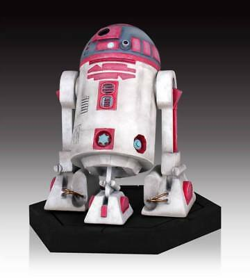 R2-KT EXCLUSIVE MAQUETTE Gentle Giant Star Wars Statue Clone Wars Make-A-Wish