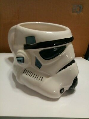 Galerie Star Wars Storm Trooper Stormtrooper Collectibles Sculpted Mug Ceramic