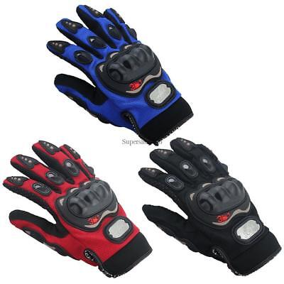 Full Finger Gloves Racing Riding Motorcycle Motocross Cycling Ridding SO6H