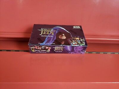 YOUNG JEDI 'Duel of Fates' Booster BOX - Sealed