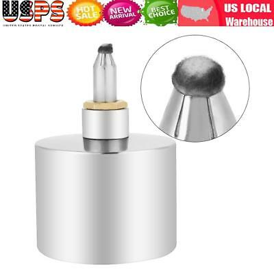Stainless steel alcohol burner biology chemistry dental lab lamp with wick safe