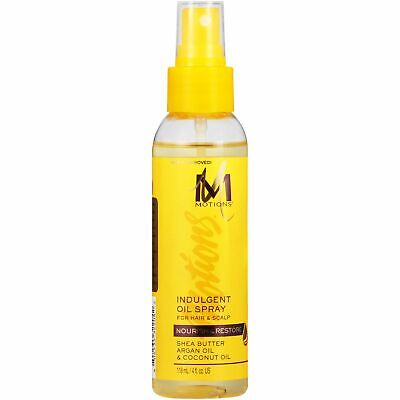 Motions Indulgent Oil Spray for Hair & Scalp 4oz