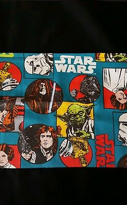 School chair bag star wars  Free first name.  Free postage.