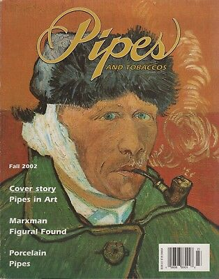 Pipes and Tobaccos Magazine Volume 7 Number 3 Fall 2002 Pipes in Art
