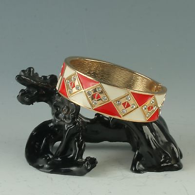 Chinese Cloisonne Handmade Exquisite Bracelet MY0374