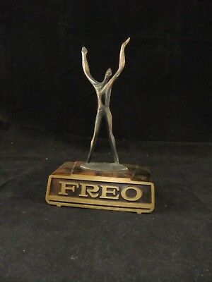 FREO- Dicarbosil Antacid Vintage Medical Advertising Sculpture Sanders Schultz