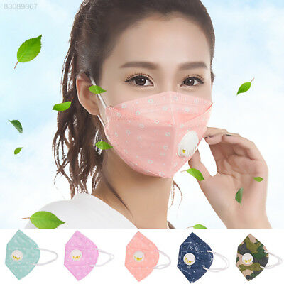 0A6F Filter Cloth Anti-Dust Mask Head Respirator Hiking Anti-Pollution Cycling