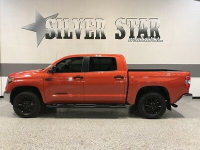2015 Toyota Tundra  2015 Tundra TRD PRO 4WD CrewMax ShortBed leather GPS Loaded Xnice OffRoad TX!