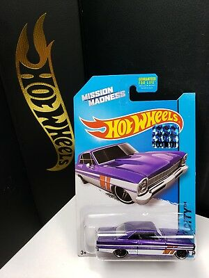 2014 Hot Wheels Rlc Factory Sealed Scavenger Hunt 1966 Chevy Nova