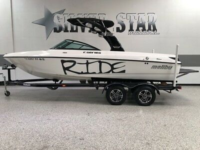2009 Malibu VRide VDR 22' 320HP-V8 Cruise/Ballast/Tower/Loaded/TX/Only122HRS