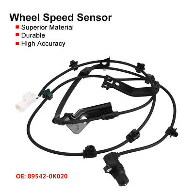 Car Front Right Wheel Speed Sensor for Toyota Hilux 89542-0K020 Good