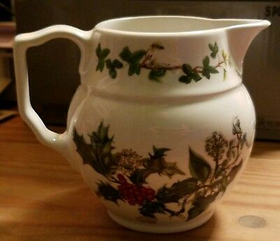 Portmeirion The Holly and The Ivy Creamer Pitcher