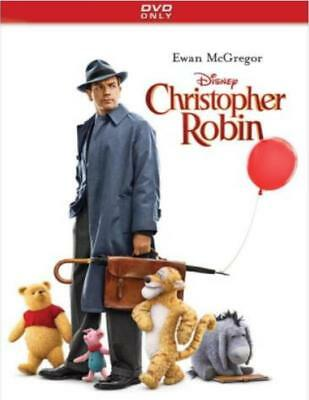 """christopher Robin"" (Dvd,2018) New  Factory Sealed Free Shipping"