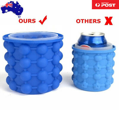 Largest Ice Cube Maker Genie The Revolutionary Space Saving Ice Cube Maker