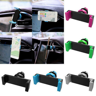 360° Rotation Universal Car Holder Air Vent Mount Stand For Cell phone GPS US