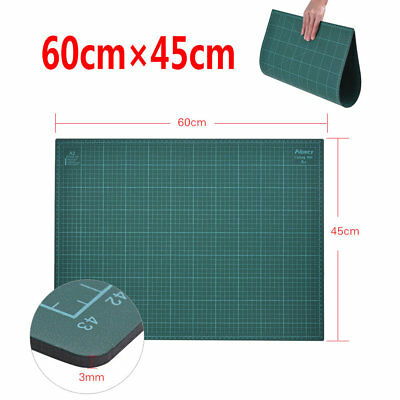 A2 Cutting Mat Self Healing Builders Double-Sided 5-Ply Paper Cutting Mat V5N0