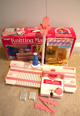 Hobby girl tomy knitting machine manual.