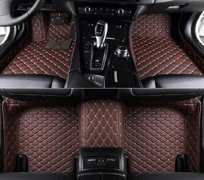 For Bentley Continental GT luxury custom car mats are easy to clean 2012~2017