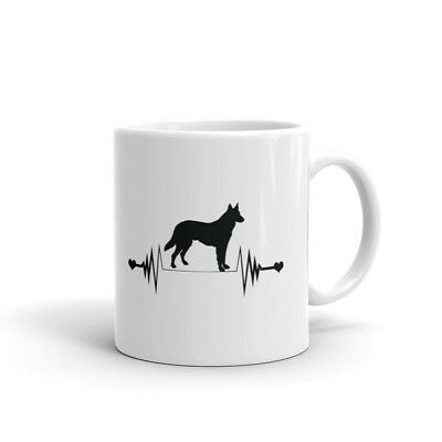 Dog Gifts Lucky to Own a Dog Blessed to Own a German Shepherd Coffee Mug Tea Cup