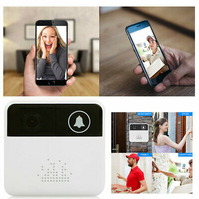 35BC Smart Wireless WiFi Doorbell Video Camera Phone Bell Intercom Home Security