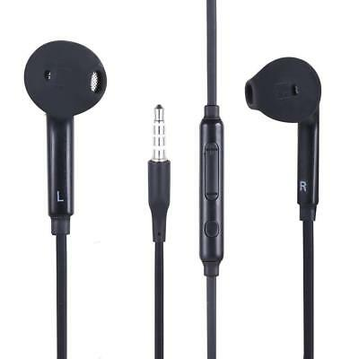 3.5mm In-Ear Earphone Earbud Headset with Mic for Samsung Galaxy S6 S7 S8