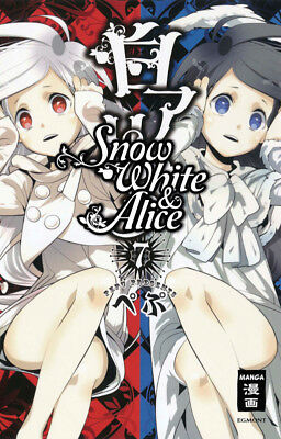 Snow White & Alice - Band 07 Manga NEU