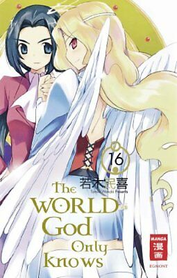 The World God Only Knows - Band 16 Manga NEU