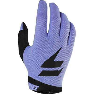 Shift  2019 WHIT3 Dirt Bike Motocross Riding Air Gloves - Purple
