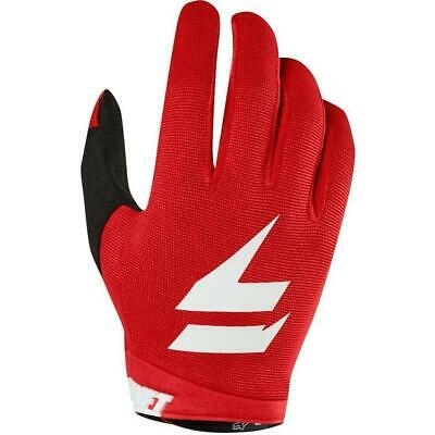 Shift 2019 WHIT3 Dirt Bike Motocross Riding Air Gloves - Red