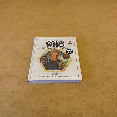 Doctor Who The Complete History Issue 86 Guide To The Making Of Doctor Who Book