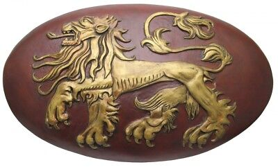 Game of Thrones - Lannister Shield - Official HBO Licensed Product