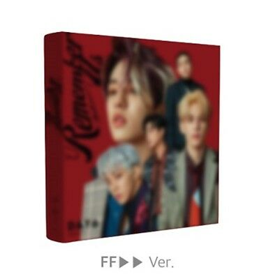 DAY6 4th Mini Album [Remember Us : Youth Part 2] FF Ver. CD+Photobook+Photocard