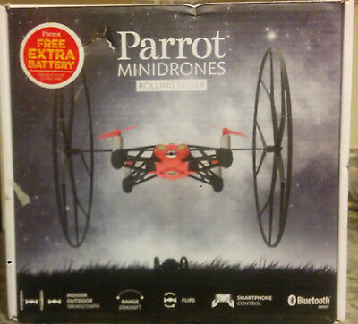 Open-Box: Parrot Rolling Spider Bluetooth-controlled MiniDrone