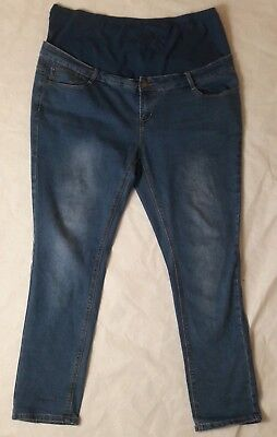 womens maternity jeans bundle,SIZE 20 UK,Good used condition.