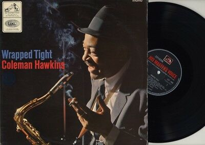 LP Coleman Hawkins - Wrapped Tight HIS MASTER'S VOICE CLP 1899...'65..VG++ TO NM