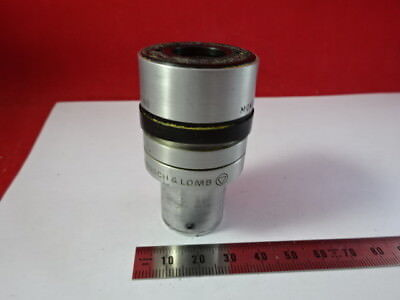 Bausch Lomb 537034 Stereo Eyepiece Microscope Part Optics As Is &51-A-44