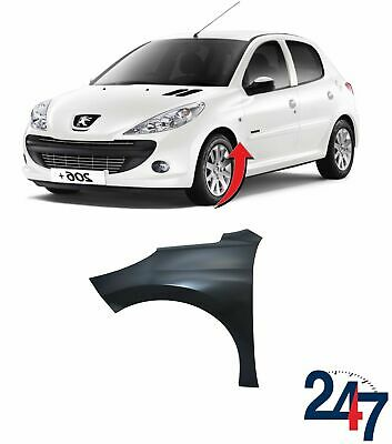 For PEUGEOT 206 1998-2010 Wing Mirror Glass Convex TAPE Right Side G008