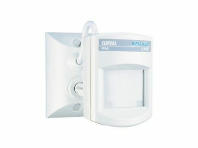 Clipsal  750WPR Infrascan Security Motion Sensor 3 Wire BRAND NEW FREE POST