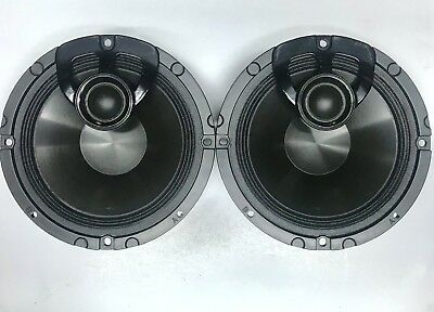 "Harley Davidson Boom Audio 6.5"" Speakers"