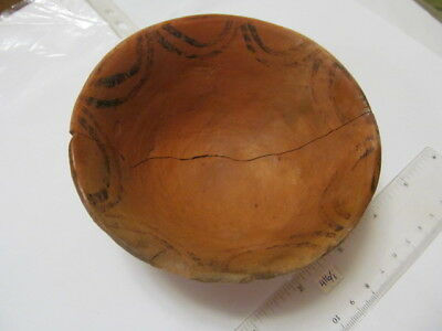 Very rare clay dish Trypillian Culture4-3 millennia BC № 416/1.