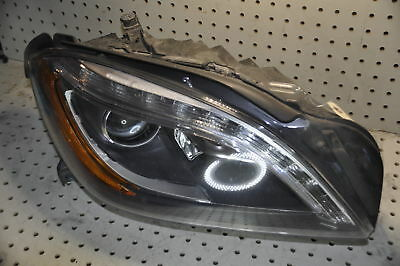 Mercedes Benz OEM 1668204461 166-820-59-59 USED RIGHT HEAD LIGHT ASSEMBLY AL F00