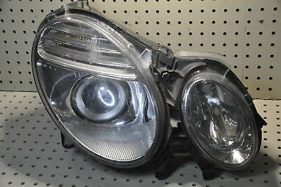 Mercedes Benz OEM 163674-00 211-820-54-61-64 USED RIGHT HEAD LIGHT ASSEMBLY 0216