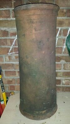 Vintage Salvaged Tall  Chimney Pot