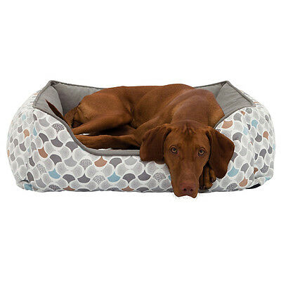 Trixie Dog Bed Juno Grey, Various Sizes, New