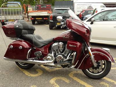 Indian Roadmaster Brand Nw Managers Special