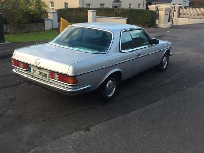Mercedes 280CE COUPE RHD  (1978)