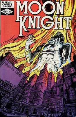 Moon Knight #20 (1980) Vf Marvel